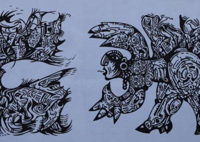 Tarptautinis grafičių meno pleneras SAULĖS PAGROBIMAS