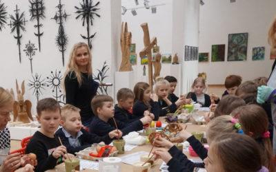 Lietuvos tautodailės sąjungos edukaciniai užsiėmimai