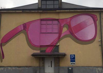 """Tadas Vincaitis """"Rožiniai akiniai"""""""
