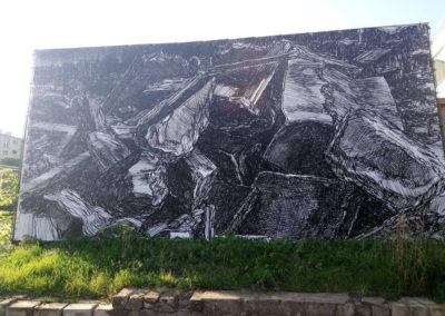 Gatvės meno pleneras SAULĖS PAGROBIMAS II