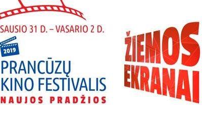 """Prancūzų kino festivalis ,,Žiemos ekranai"""""""