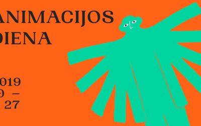 Tarptautinės animacijos diena galerijoje