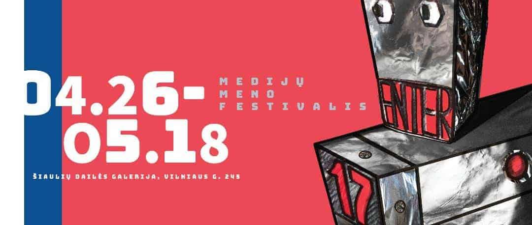 Medijų meno festivalis ENTER'17