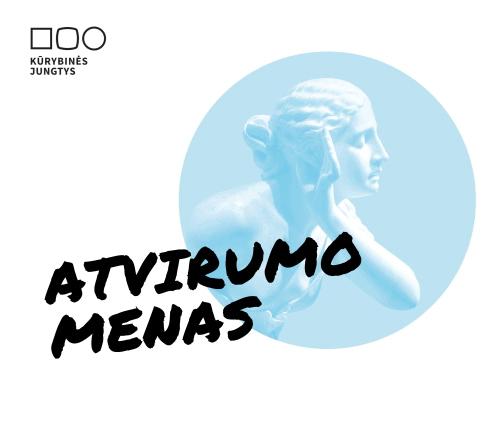 """Šiaulių dailės galerija pakviesta dalyvauti projekte """"Atvirumo menas 2020"""
