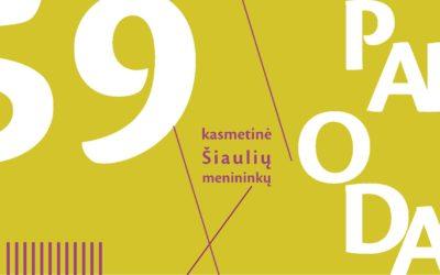 59-osios Šiaulių menininkų paroda