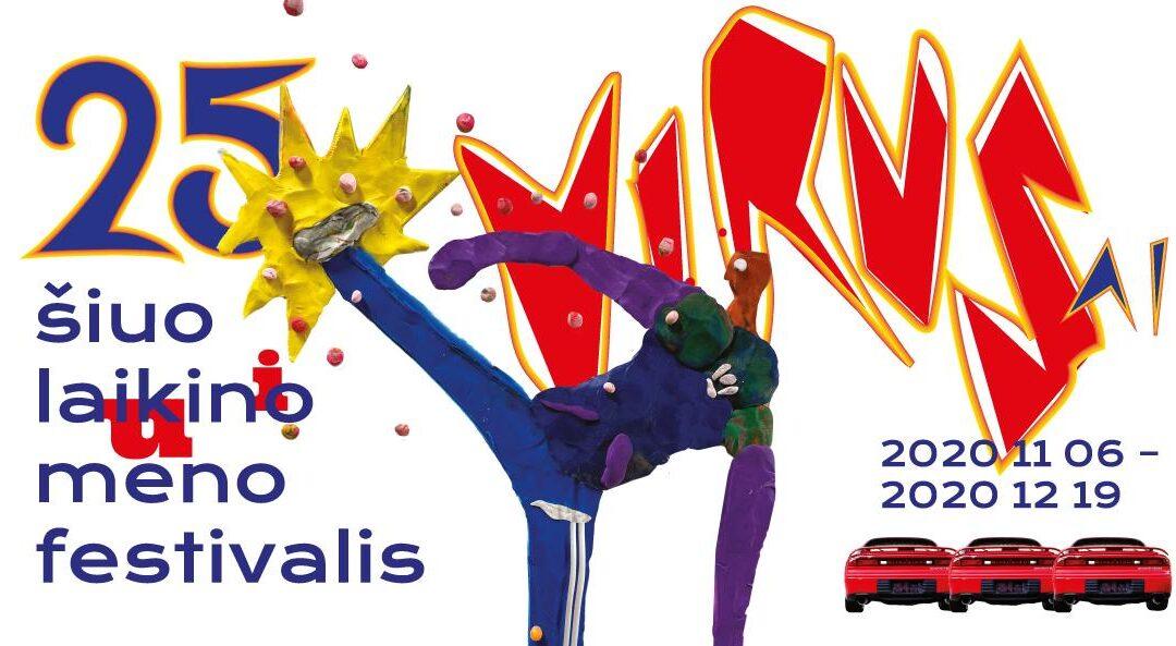 Maloniai kviečiame jus į šiuolaikinio meno festivalio VIRUS'25 atidarymą!