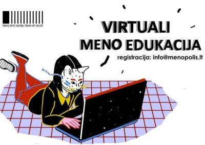 VIRTUALI MENOPOLIO EDUKACIJA