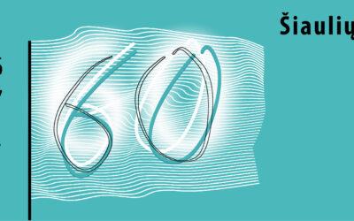 60-oji Šiaulių dailininkų paroda