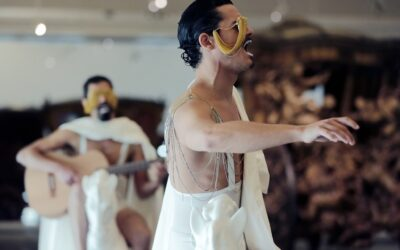 Naujasis Baltijos šokis ENTER'19 festivalyje. Portugalų duetas Jonas & Lander