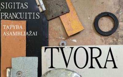 Sigito Prancuičio asambliažų ir tapybos paroda TVORA