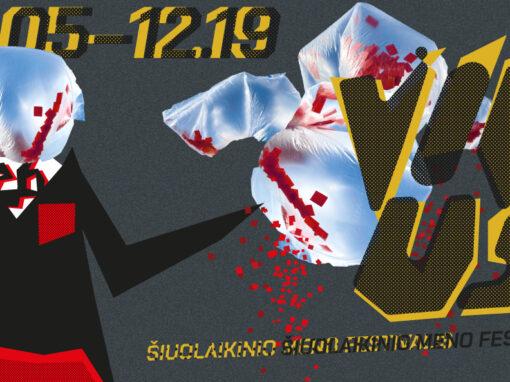 Šiuolaikinio meno festivalis Virus'26